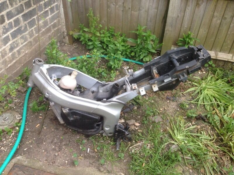 Gilera DNA frame & parts & panels | in Archway, London | Gumtree