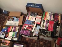 VHS MOVIES & VCR Included