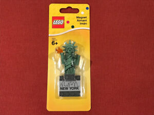 Lego 853600-1: Statue of Liberty Magnet (New York) sealed
