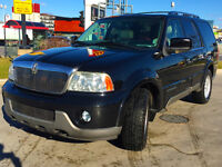 2004 Lincoln Navigator 4X4 FULLY LOADED