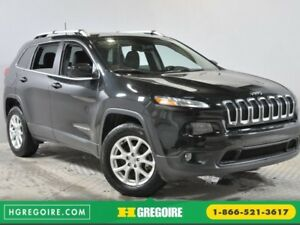 2016 Jeep Cherokee North 4X4 Bluetooth Camera Hitch Sieges-Chauf