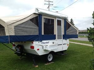 2010 Flagstaff Tent Trailer in MINT condition