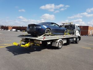 CHICO'S FLATBED TOWING, GTA FLAT RATES AVAILABLE 416-258-3688