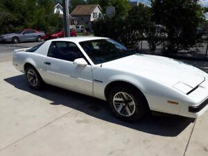 1987 Pontiac Firebird Excellent Condition