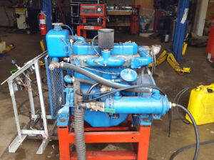 Hercules / Acadia / 4 Cylinder Diesel Engine with Stand