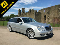 2007 Mercedes-Benz E320 CDI Sport 7G-Tronic **Sat Nav - Full Leather - FSH**