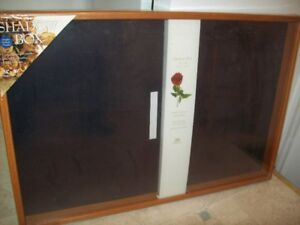 """24"""" x 36"""" Shadow Box Shrink-wrapped Never Opened"""