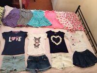 Girls Clothes Bundle age 5-7