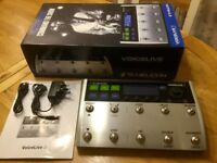 TC Helicon Voicelive 3 Multi-Effects Vocal Processor