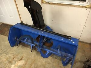 Kubota BX Front Mount Snowblower