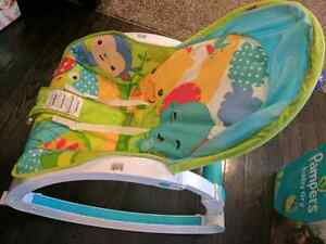 Fisher Price Vibrating Rocker