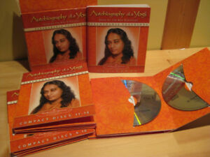 AUTOBIOGRAPHY of a YOGI, unabridged 15 CD set