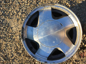 16 inch stock Chevy rims