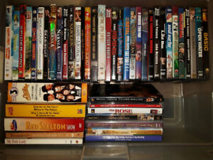 DVD movie collections - SOLD IN LOTS  - L@@k READ AD