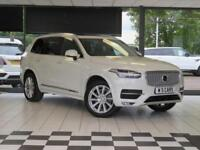2016 VOLVO XC90 T6 INSCRIPTION AWD WITH XENIUM PACK, PAN ROOF, SELF PARK ESTATE