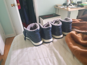 Chaussures d'hivers