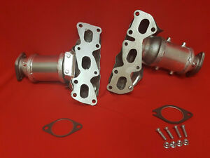 FIT Kia Sedona 3.8L V6 Front P/Side+Div​er Manifold Catalytic