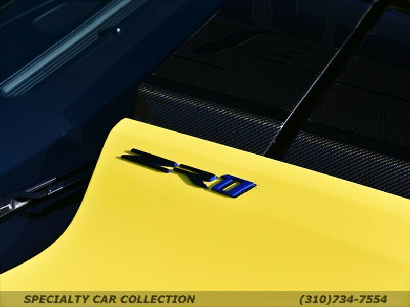 Image 5 Voiture American used Chevrolet Corvette 2019
