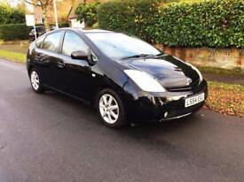 2004 Toyota Prius 1.5 CVT T4 Hybrid 1 Owner From New Only 43,000 Miles
