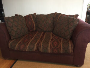 Couch and Love Seat - $250 OBO