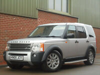 2005 Land Rover Discovery 3 2.7TD Diesel V6 auto SE