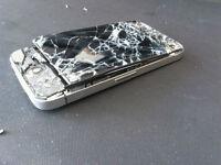 Buying Broken, Cracked, Smashed, Damaged Phones