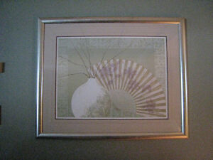 Glass Large Picture Frame