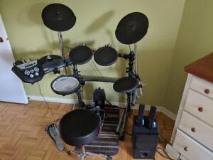 Drum électronique Roland td-6v