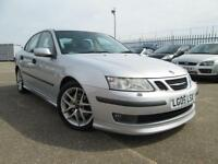 2005 (05) SAAB 9-3 2.0 TURBO AUTOMATIC AERO LEATHER