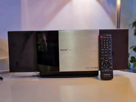Panasonic CD player with radio & Ipod Connection