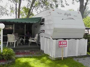 Roulotte Fiftweell Eagle Jayco