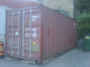 Used Steel Storage Containers / Sea Containers / Cargo Container