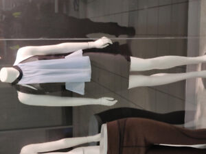 Mannequins and FREE store racks!