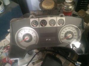 Indicateur de vitesse Ford f150 fx4 2010