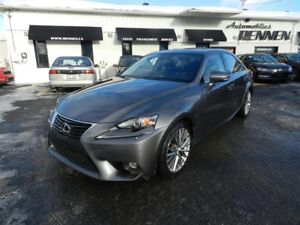Lexus IS 250 4dr Sdn AWD 2014