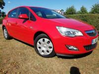 Vauxhall/Opel Astra 1.4i 16v VVT ( 100ps ) 1364cc 2011MY Exclusiv