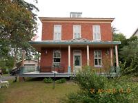 maison ancienne  datant de 1910,