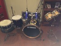 Drums and attachments