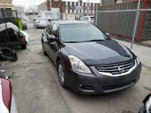 2011 nissan altima 2.5 sl  fully loaded