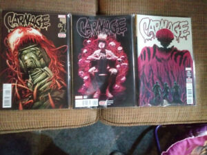 CARNAGE (2015) Collection