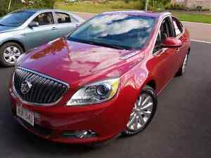 2012 Buick Verano [only 5,100kms]