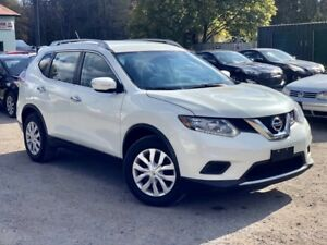 2015 Nissan Rogue 1-Owner No-Accidents Backup Cam Power Group