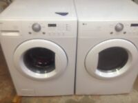 LG TROMM Laveuse Secheuse Frontale Frontload Washer Dryer