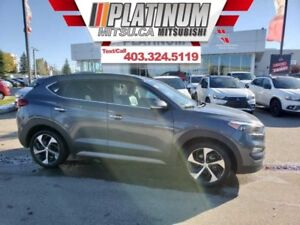 2017 Hyundai Tucson 1.6T Limited AWD	  Nav-Backup Camera-Push Bu