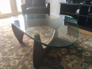 Mid century Noguchi replica coffee table