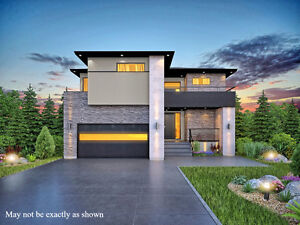 ARTISTA HOMES IN RIDGEWOOD WEST - FOREST LOT