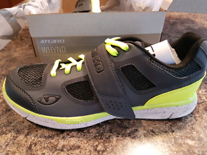 BRAND NEW GIRO WHYND CYCLING/SPINNING/COMMUTER/MOUNTAIN SHOES