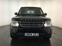 2014 LAND ROVER DISCOVERY XS SDV6 AUTOMATIC 7 SEATS SERVICE HISTORY FINANCE PX