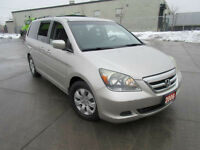 2006 Honda Odyssey EX, Automatic,Certified, warranty available