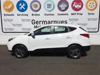 Hyundai IX35 1.6 GDi (135ps) SE Estate 5d 1591cc